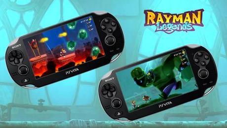 Rayman Legends PS Vita Niveaux Invasions