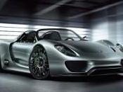 Porsche Spyder officiellement arrivée