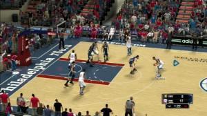 NBA 2K14 - La construction des phases est essentielle en ligne et dans les niveaux de difficulté élevés