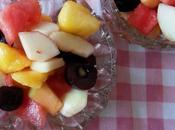 Salade fruits d'été