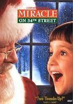 Affiche Miracle on the 34th street