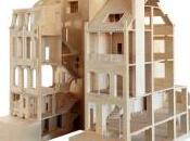 BUILD Lauréat Caïus Premier Mécénat pour réalisation d'une maquette Musée Horta