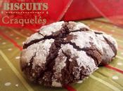 Biscuits craquelés chocolat irresistibles Martha Stewart