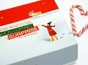 coffret surprise Monoprix Noël