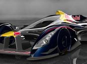 Bull créé futur pour Gran Turismo