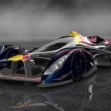 Red Bull créé la F1 du futur pour Gran Turismo 6