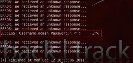 attack dictionnaire WPScan : Détecter les vulnérabilités d'un site WordPress
