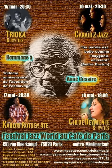 Festival Jazz World