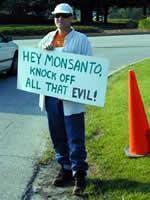 Monsanto evil