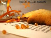 Recette goûter étoilé mandarine