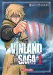 Couverture Vinland Saga 1