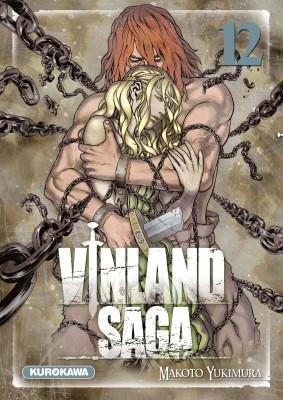 Couverture Vinland Saga 12