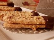 Batonnets amande-chocolat blanc d'oeuf}