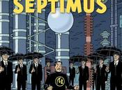 L'onde Septimus, Dufaux, Aubin, Schréder, volume aventures Blake Mortimer