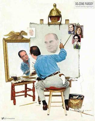 344ème semaine politique: le retour de François Mitterrand.