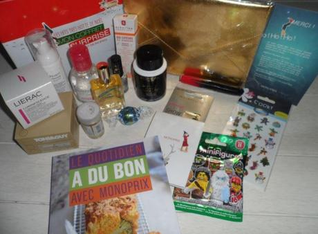 Coffret Surprise Noël par Monoprix