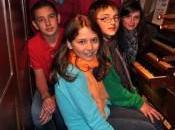 Musique pour L'Avent Noël l'abbatiale Nantua classe d'orgue d'Oyonnax