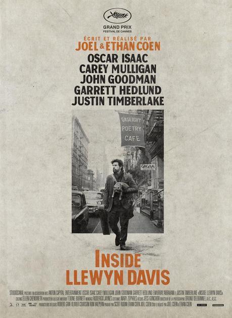 INSIDE LLEWYN DAVIS (Joel &; Ethan Coen - 2013)
