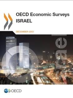 OECD Economic Survey Israel 2013 Cover