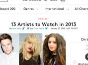 webzines musicaux Arrêtez faire prédictions.