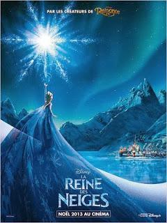 Cinéma La Reine des Neiges / Carrie