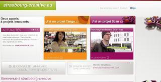 La Communauté Urbaine de Strasbourg labellisée Territoire Innovant avec Tango et Scan !