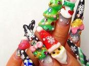 Nail idées pour fêter Noel