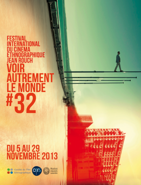 Affiche Fest Jean Rouch 2013