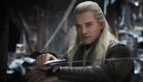 Le Hobbit - la Désolation de Smaug - Photo Orlando Bloom