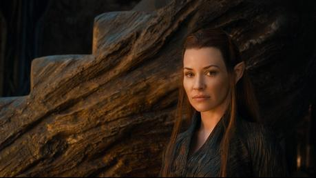 Le Hobbit - la Désolation de Smaug - Photo Evangeline Lilly