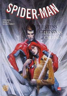 SPIDER-MAN DESTINS CROISES : LE GRAPHIC NOVEL DES ORIGINES