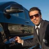 La Juventus reçoit ses Jeep pour la nouvelle saison