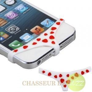 string iphone