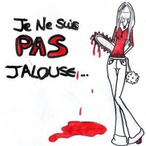 La jalouse-possessive