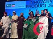 start-up algérienne ASSURAIR remporte prix meilleure idée innovante Injaz Arab