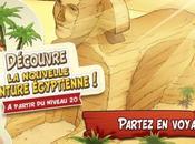 Astérix amis Partez voyage avec l'Aventure Egyptienne
