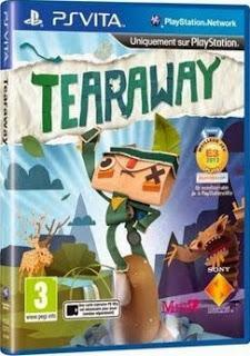Mon jeu du moment: Tearaway