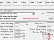 Augmenter vitesse votre connexion internet windows