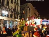 Parade Noël Bruxelles