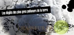 pollution de la terre