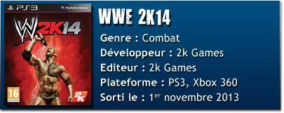 fich tech wwe [TEST] WWE 2K14