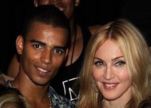 Madonna et Brahim Zaïbat