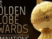 Golden Globes 2014 Liste Nominés