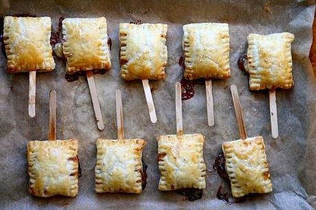Bite-sized baked brie