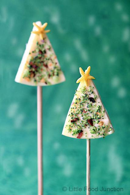 cheese-christmas tree