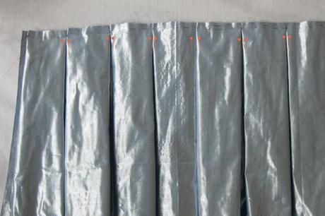 sew along jupe plis creux plis 7 Sew along de la jupe à plis creux   jour 2 : les plis