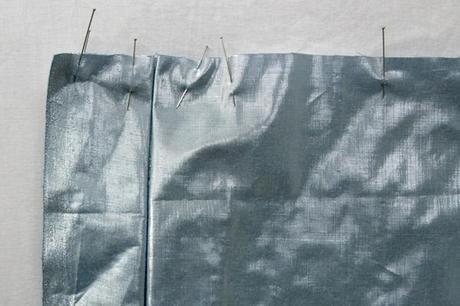 sew along jupe plis creux plis 3 Sew along de la jupe à plis creux   jour 2 : les plis