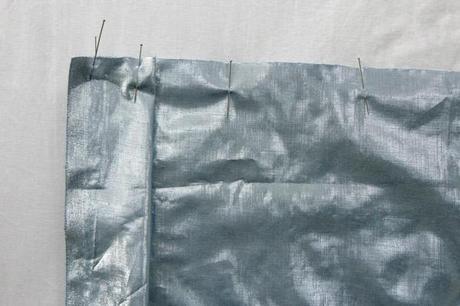 sew along jupe plis creux plis 2 Sew along de la jupe à plis creux   jour 2 : les plis