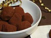 Truffes choco-marrons