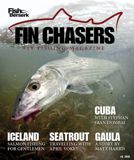 FIN CHASERS #4